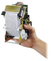機器組込型高速巻き取りプリンタ JS-2220W